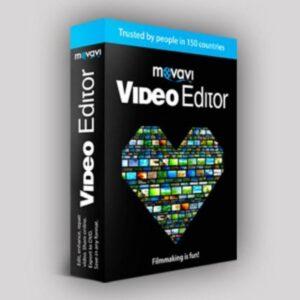 License Key Movavi Video Editor Plus 20.4 2020-2021