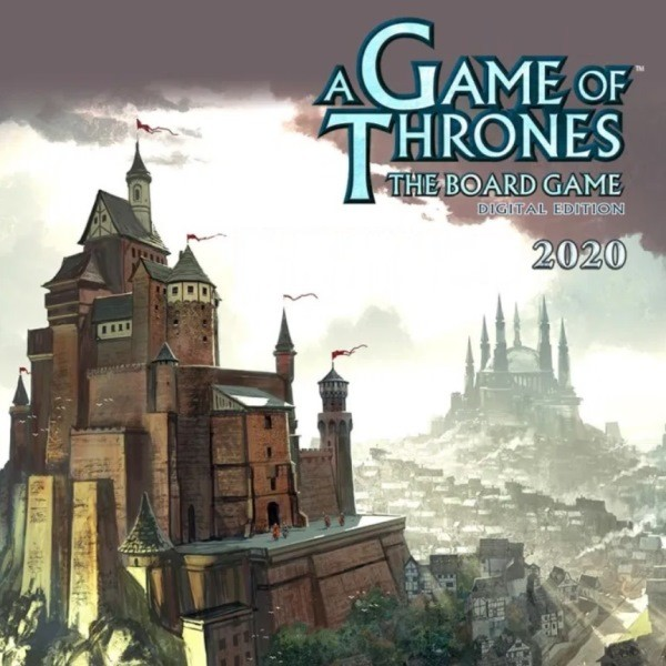 A Game of Thrones The Board Game - Digital Edition