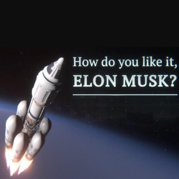 How do you like it, Elon Musk?