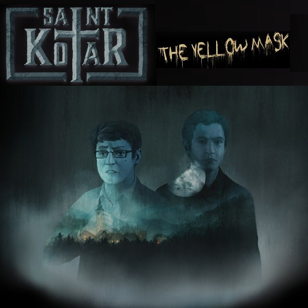 Saint Kotar The Yellow Mask