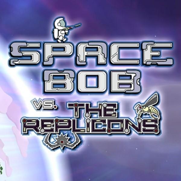 Space Bob vs The Replicons