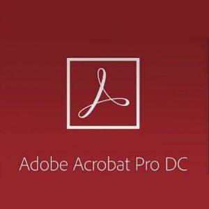 Adobe Acrobat Pro DC v.20.012.20048