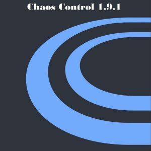 Chaos Control 1.9.1