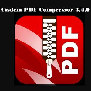 Cisdem PDF Compressor 3.4.0