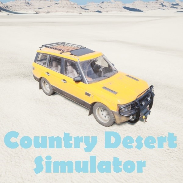 Country Desert Simulator