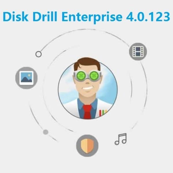Disk Drill Enterprise 4.0.123