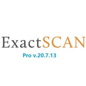 ExactScan Pro v.20.7.13