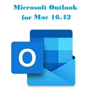 Microsoft Outlook for Mac 16.42