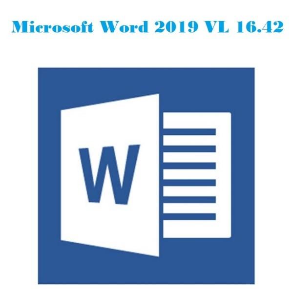 Microsoft Word 2019 VL 16.42