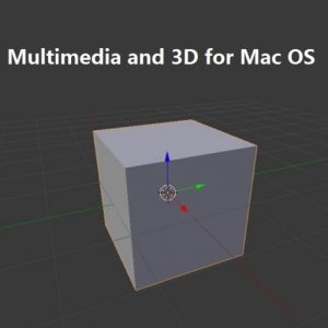 Multimedia and 3D for Mac OS