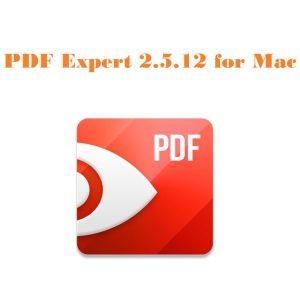 PDF Expert 2.5.12 for Mac