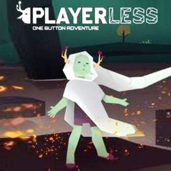 Playerless One Button Adventure