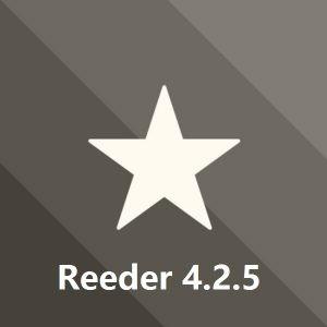 Reeder 4.2.5