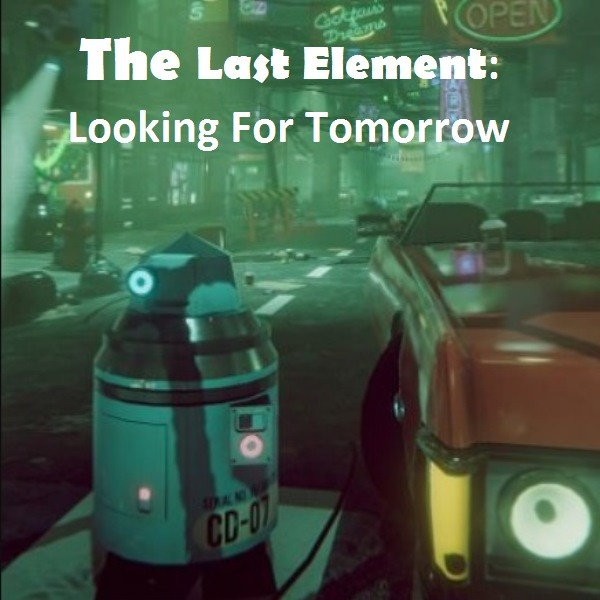 The Last Element Looking For Tomorrow - The Last Element Looking For Tomorrow