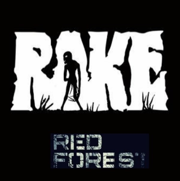 The Rake Red Forest