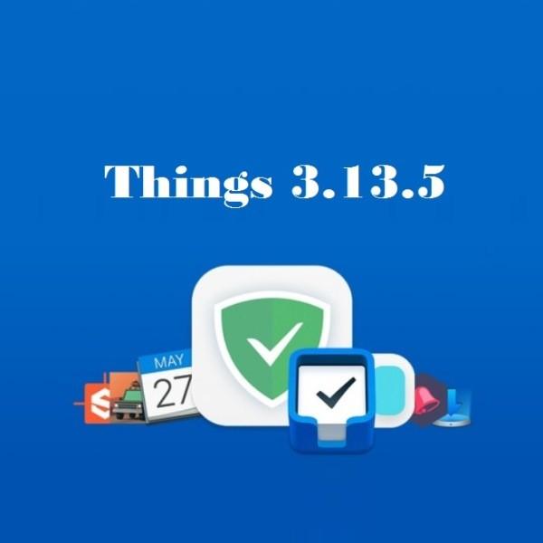 Things 3.13.5