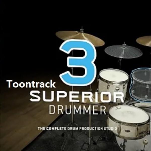 Toontrack - Superior Drummer 3.2.3