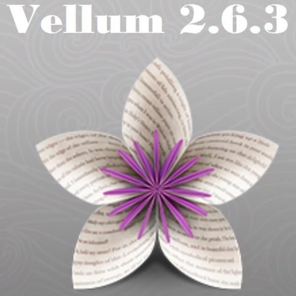 Vellum 2.6.3