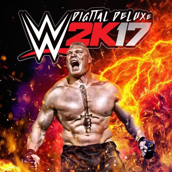 WWE 2K17 – Digital Deluxe Edition