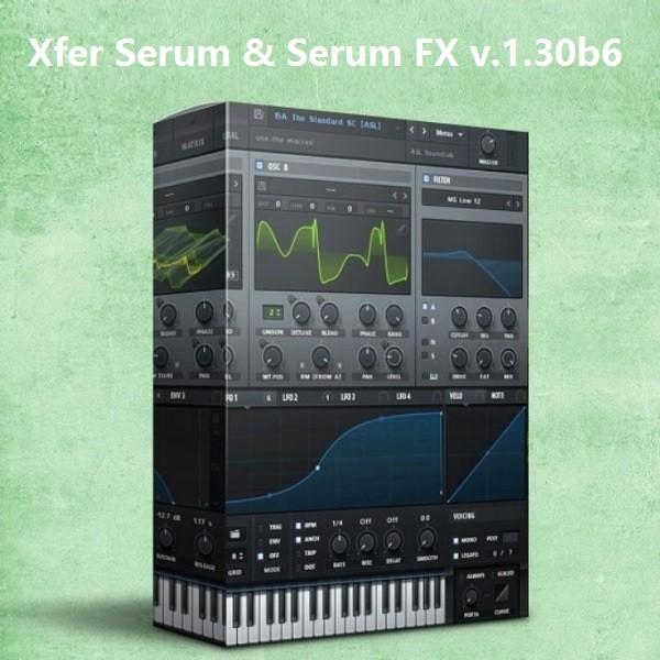Xfer Serum & Serum FX v.1.30b6