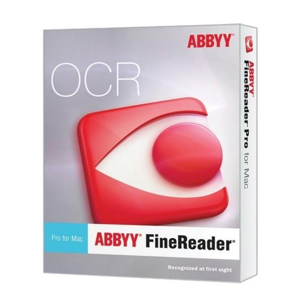 ABBYY FineReader OCR Pro for Mac 12.1.14