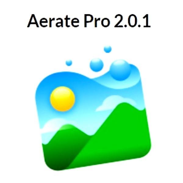 Aerate Pro 2.0.1