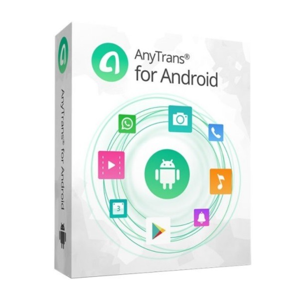AnyTrans for Android 7.3.0 (20200722)