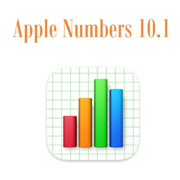 Apple Numbers 10.1