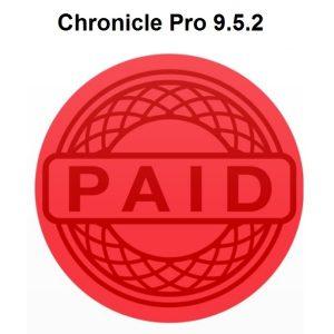 Chronicle Pro 9.5.2