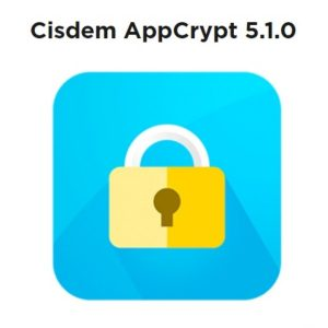 Cisdem AppCrypt 4.9.1