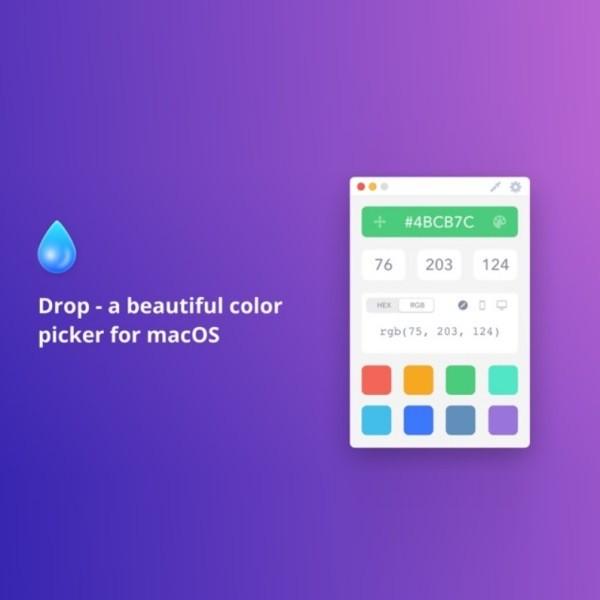 Drop - Color Picker 1.6.1
