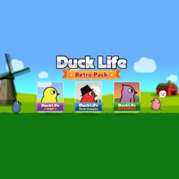 Duck Life Retro Pack