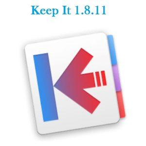 Keep It 1.8.11