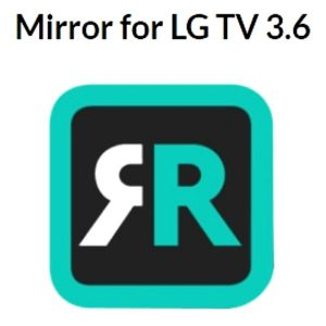 Mirror for LG T 3.6
