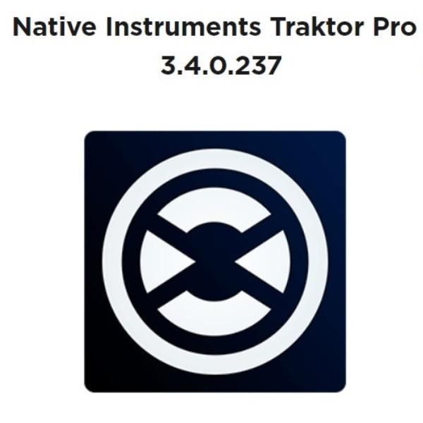 Native Instruments - Traktor Pro 3.4.0.237