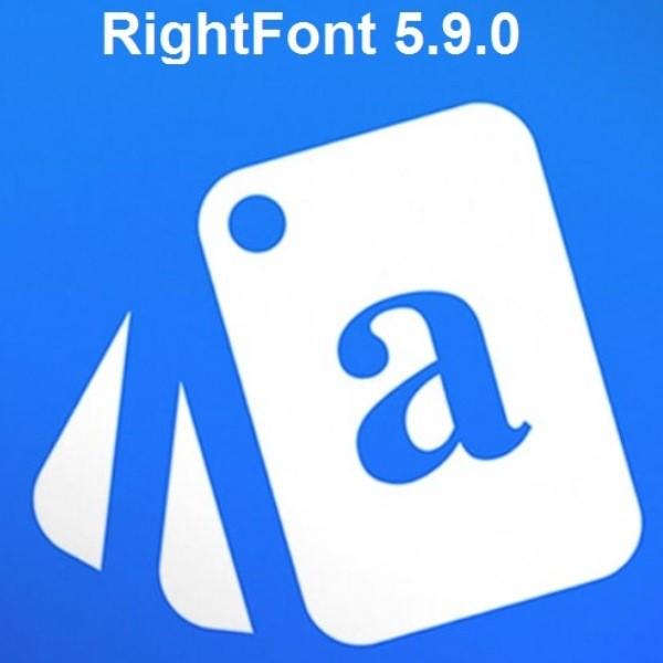 RightFont 5.9.0