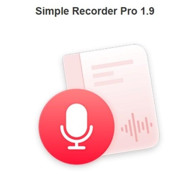 Simple Recorder Pro 1.9