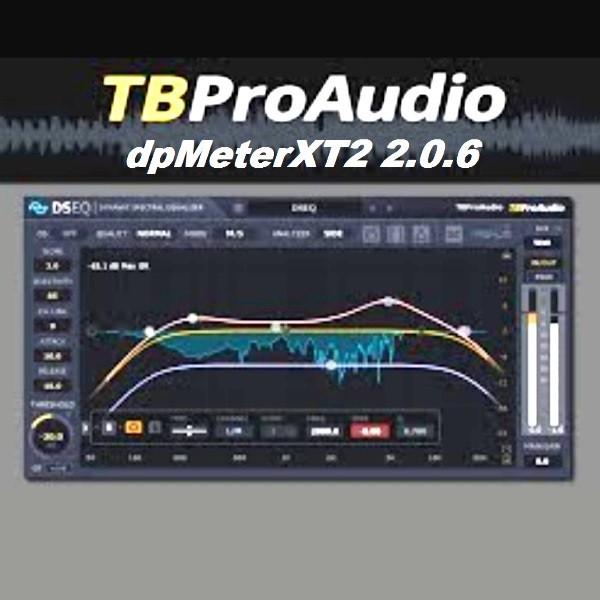TBProAudio dpMeterXT2 2.0.6