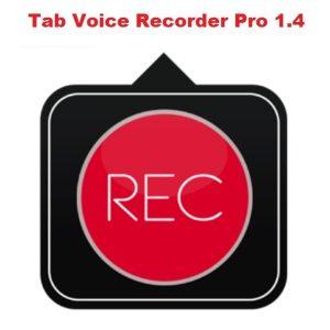 Tab Voice Recorder Pro 1.4