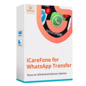 Tenorshare iCareFone for WhatsApp Transfer 1.2.1.0