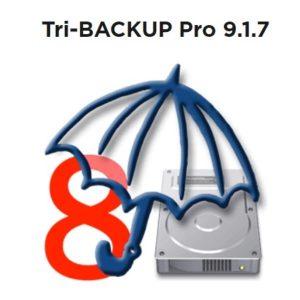 Tri-BACKUP Pro 9.1.6