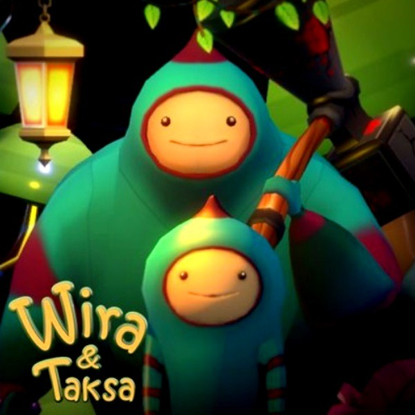 Wira & Taksa, against the Master of gravity