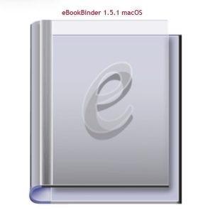 eBookBinder 1.5.1