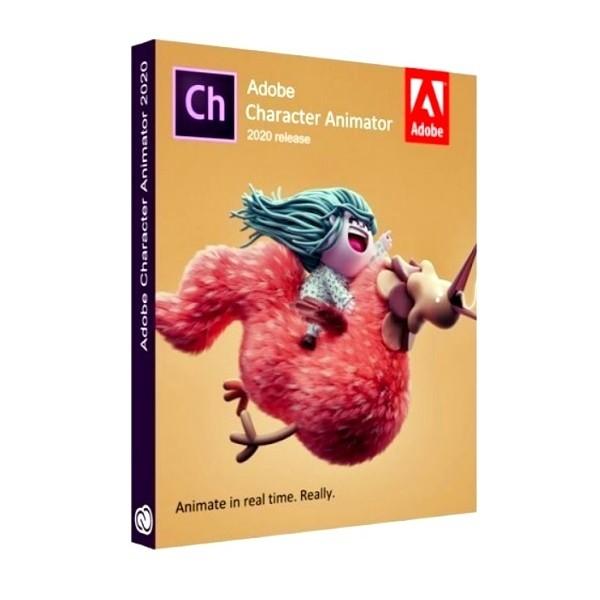Adobe Character Animator 2020 3.4