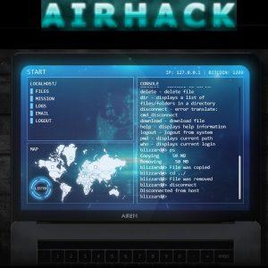 Airhack Hacking