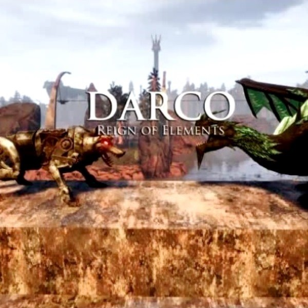 DARCO Reign of Elements