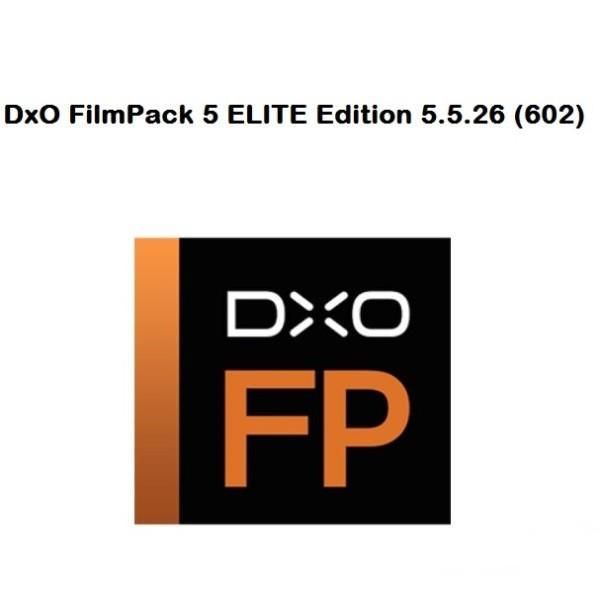 DxO FilmPack 5 ELITE Edition 5.5.26 (602)