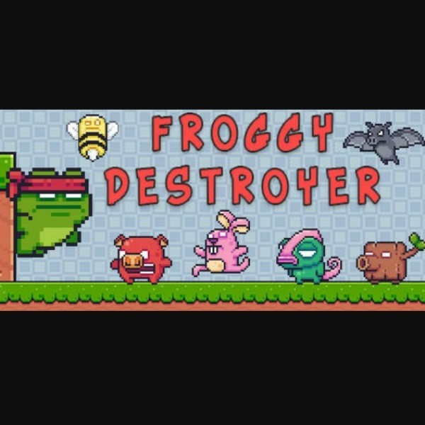 Froggy Destroyer