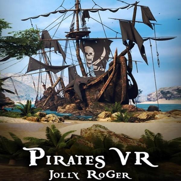 Pirates VR Jolly Roger