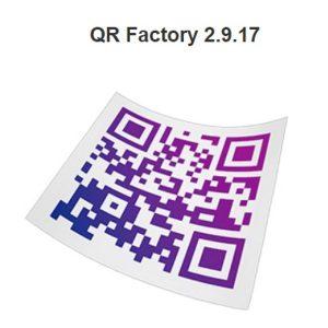 QR Factory 2.9.17
